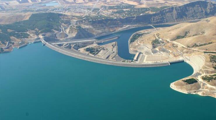 En büyük yapay göl hangisidir? Güneydoğu Anadolu Projesi