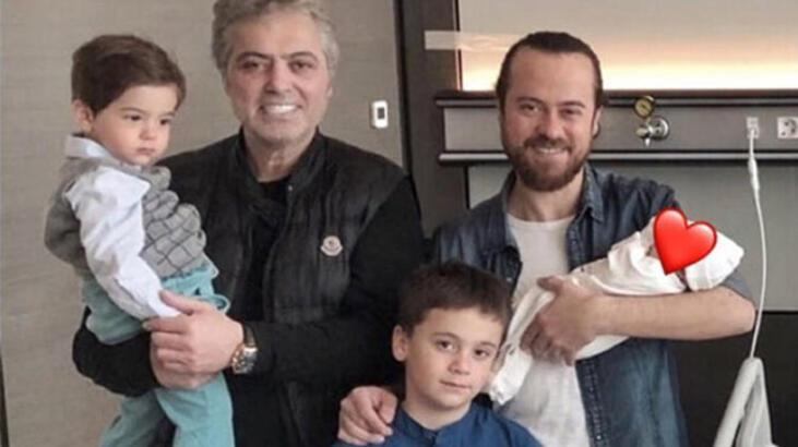 Cengiz Kurtoğlu'nun dedelik heyecanı
