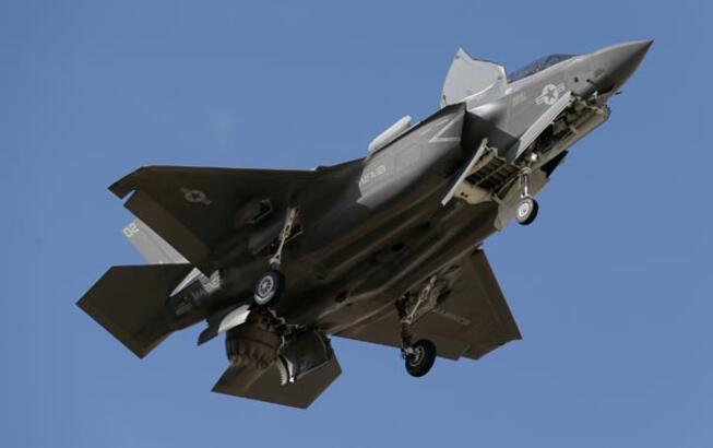 F-35 projesindeki sorunlar gün yüzüne çıktı