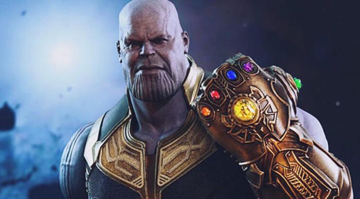 Thanos karakteri, Zihin Taşı'nı hangi karakterden almıştır?