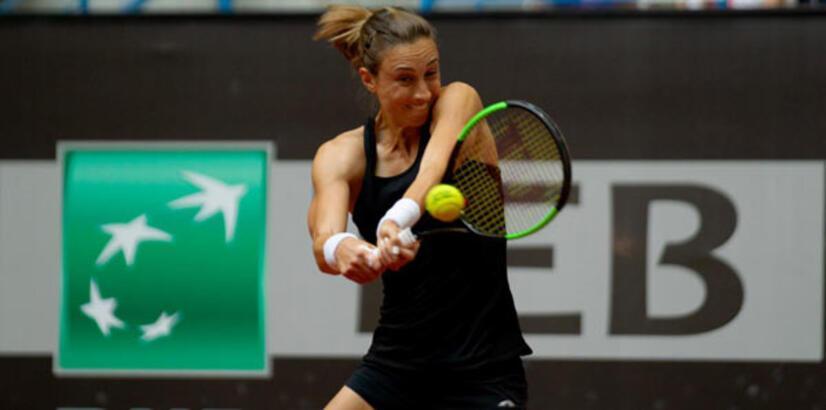 İstanbul Cup'ta şampiyon Petra Martic oldu