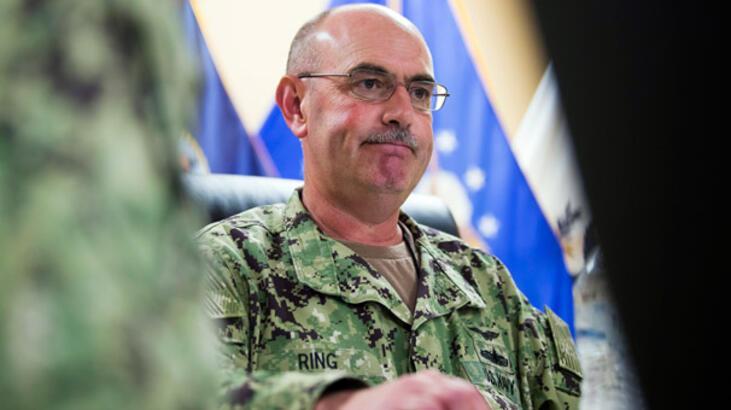Guantanamo'nun komutanı kovuldu