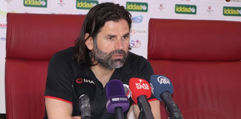 """İbrahim Üzülmez: """"Süper Lig hedefimize ulaşmak istiyoruz"""""""