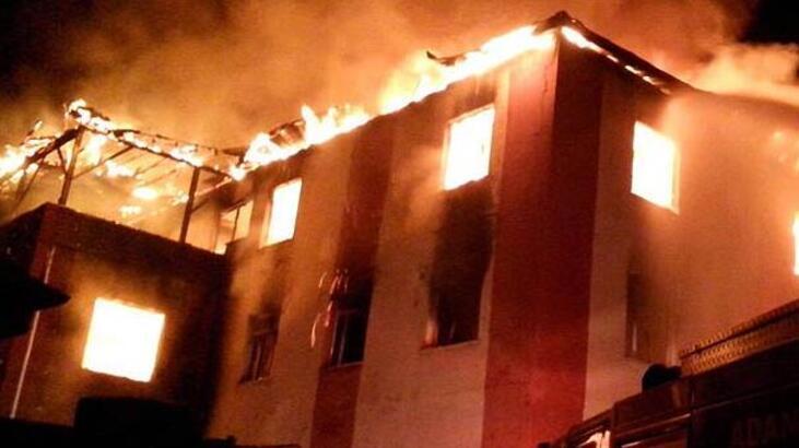 Aladağ'daki yurt yangını davası! Savcı esasa ilişkin mütalaasını açıkladı