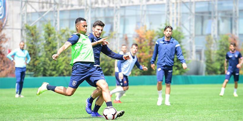 Lider Başakşehir'de Sivasspor hazırlıkları