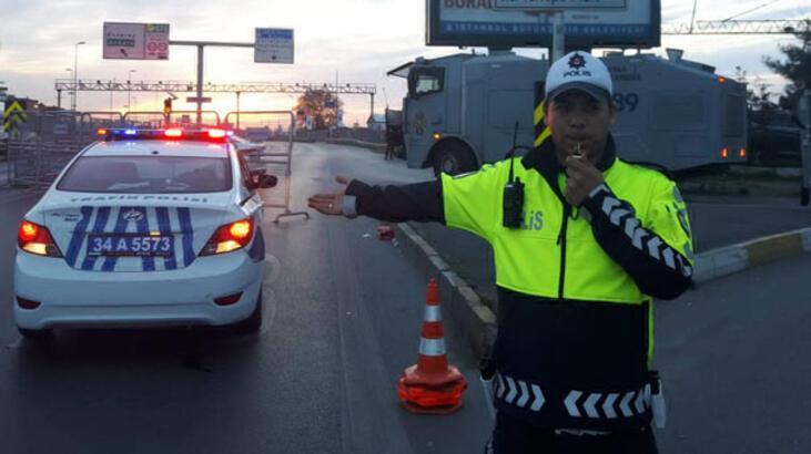 Son dakika: Dikkat! O yollar trafiğe kapatıldı...