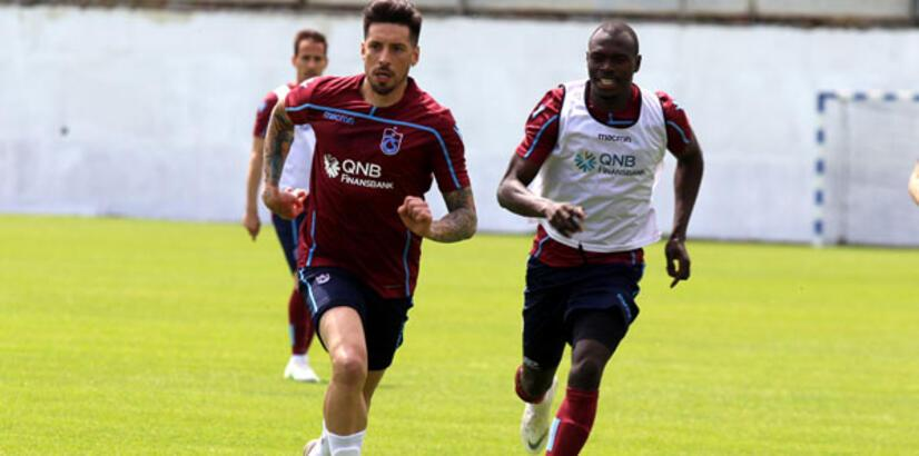 Trabzonspor'da 4 eksik
