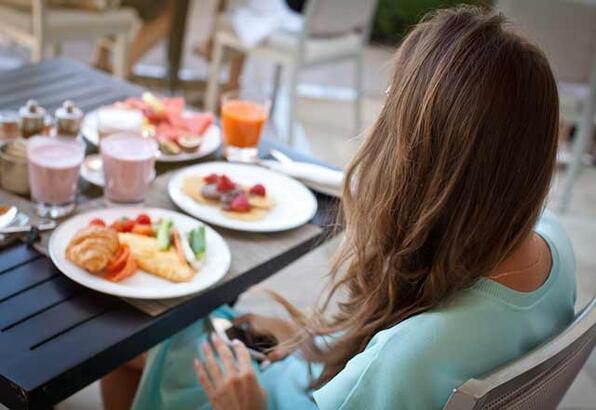 Oruç tutmak metabolizmayı yeniliyor
