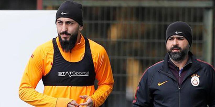 Galatasaray'da Mitroglou sakatlandı!
