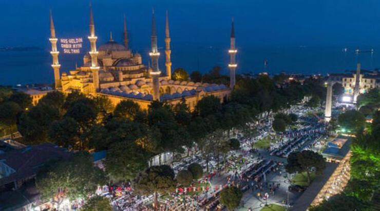 İstanbul'da ilk iftar saat kaçta?