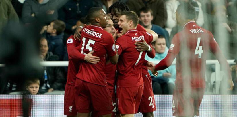 Liverpool öldü öldü dirildi! Üst üste 8. galibiyet...