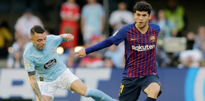 Şampiyon Barcelona, Celta Vigo'ya kaybetti!