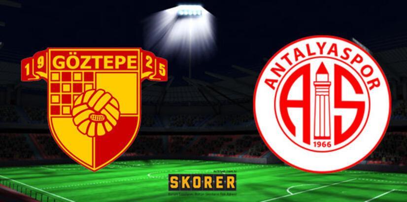 Göztepe-Antalyaspor: 4-1