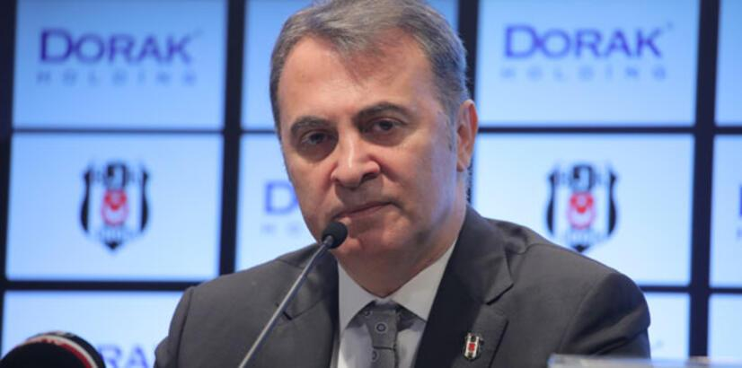 Beşiktaş Kulübü Başkanı Fikret Orman'a dava