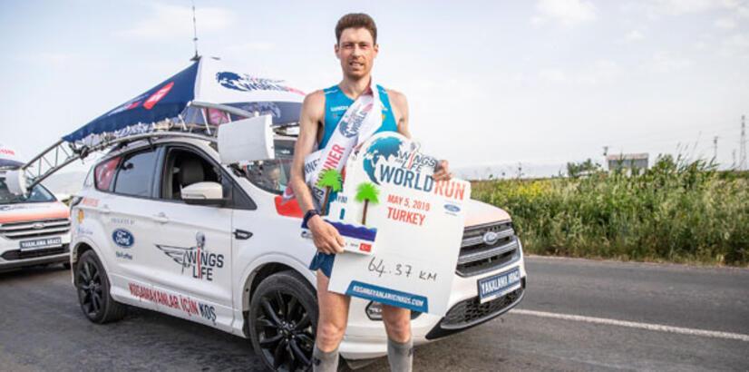 64 kilometre ile dünya birincisi Türkiye'den