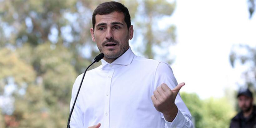 İker Casillas taburcu oldu