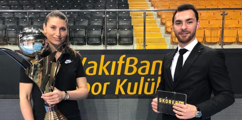 Şampiyon Vakıfbank Skorer'e konuştu!
