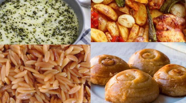 Bugün ne pişirsem 2. gün iftar menüsü? Ramazan ayı iftar menüleri