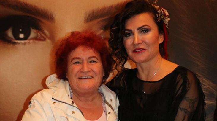 Serenad Bağcan'ı ailesi yalnız bırakmadı