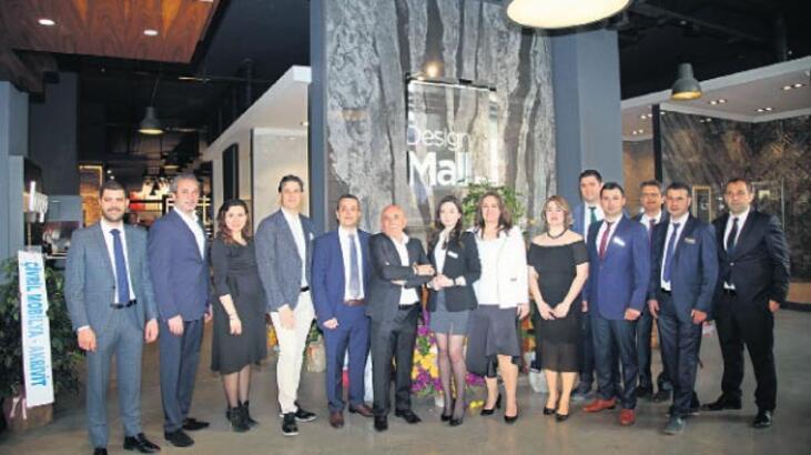 Design Mall İzmir'de açıldı
