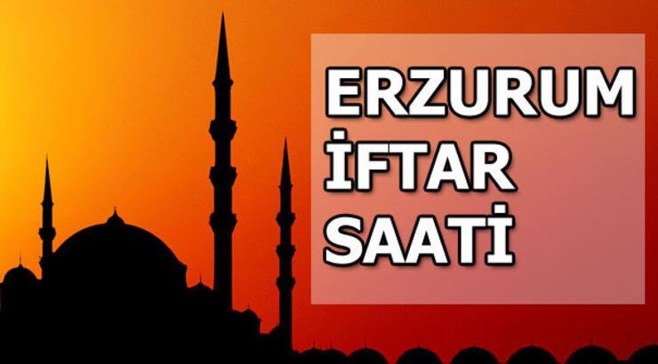 Erzurum'da iftar saat kaçta? Erzurum iftar vakitleri