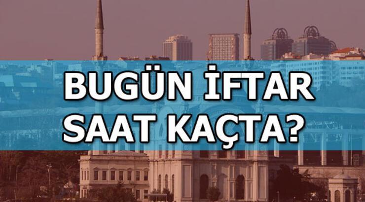 Bugün iftar saat kaçta? 10 Mayıs İstanbul iftar vakti