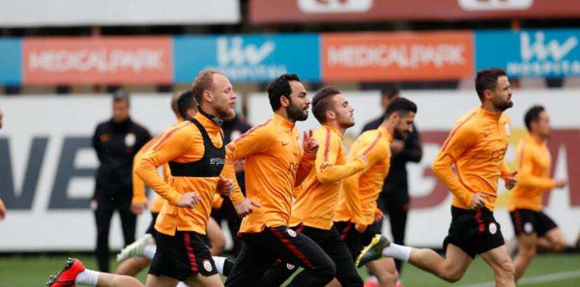 Galatasaray'da Rizespor öncesi 2 eksik!