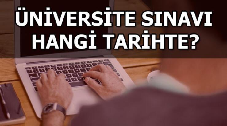 Üniversite sınavı ne zaman? 2019 YKS için geri sayım...