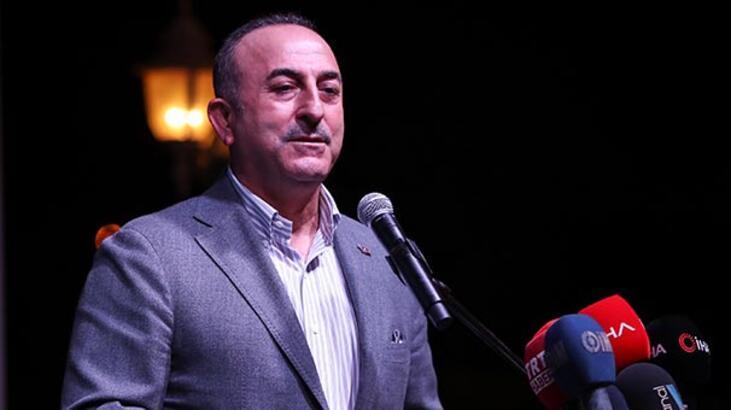 Bakan Çavuşoğlu'ndan sert açıklama: Alışık değiller ama alıştıracağız