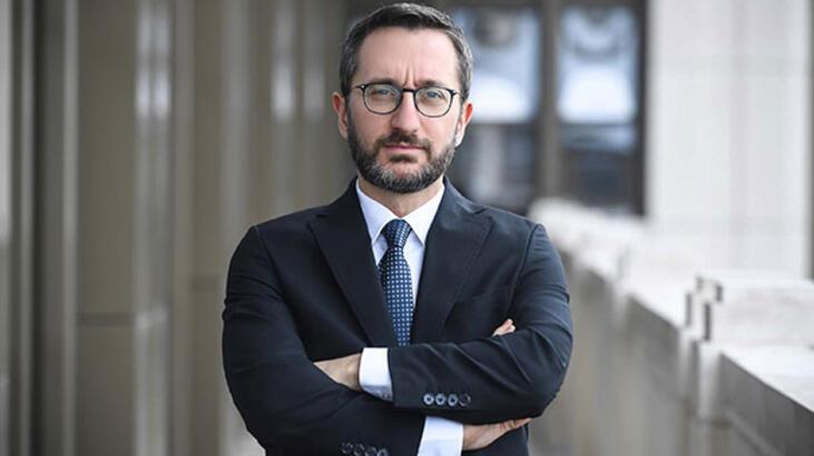Cumhurbaşkanlığı İletişim Başkanı Prof. Dr. Fahrettin Altun: Milli iradeyi gasbetmeye girişenler suçüstü yakalandı