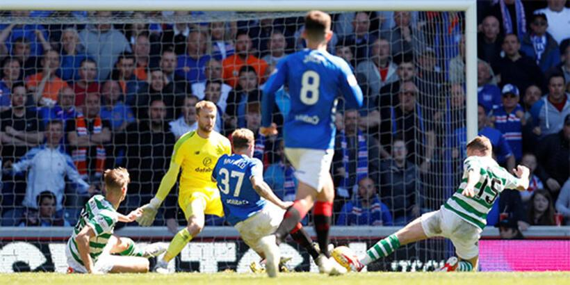 Glasgow Rangers-Celtic: 2-0
