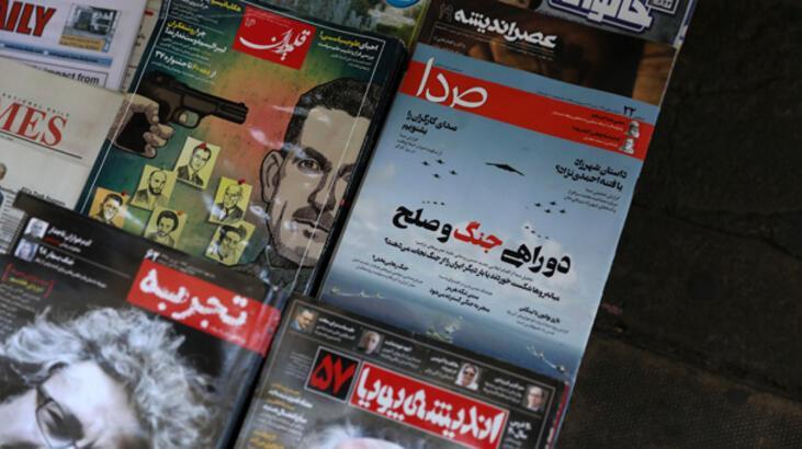 İran'da reformist dergiye polis baskını