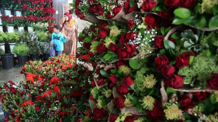 Anneler Günü'nde çiçek satışları 10 kat arttı