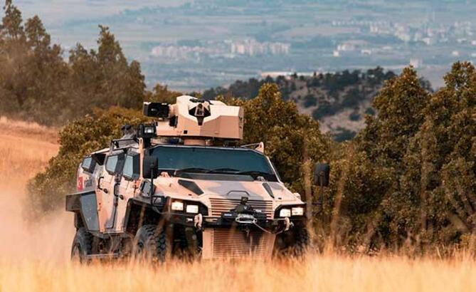 Zırhlılara yerli motor ve bataryayla hibrit çözüm