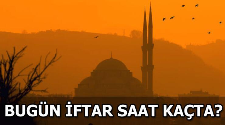 İstanbul iftar vakti! 14 Mayıs İstanbul'da bugün iftar saat kaçta?