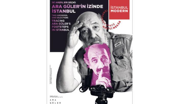 İstanbul Modern'de Ara Güler sergisi