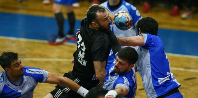 Hentbolda Türkiye Kupası Beşiktaş Mogaz'ın