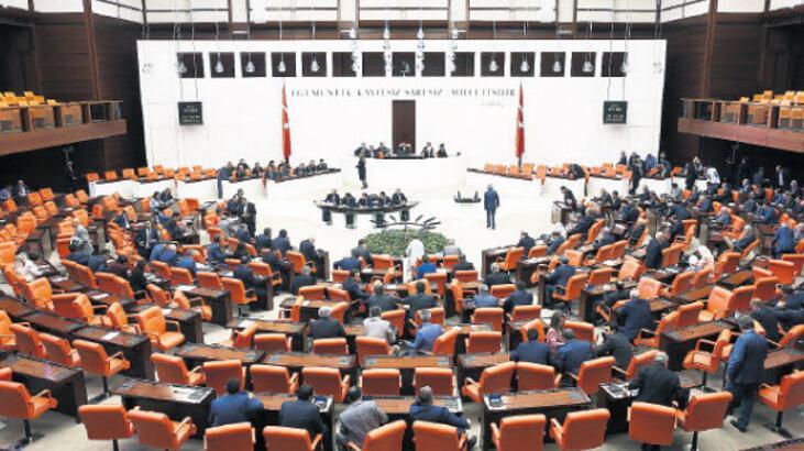 Meclis Genel Kurulu'nda  FETÖ tartışması