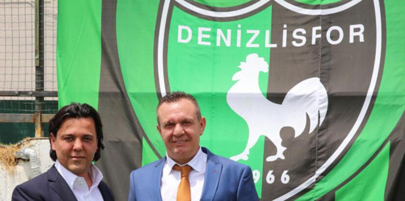 Denizlispor'a yeni sponsor