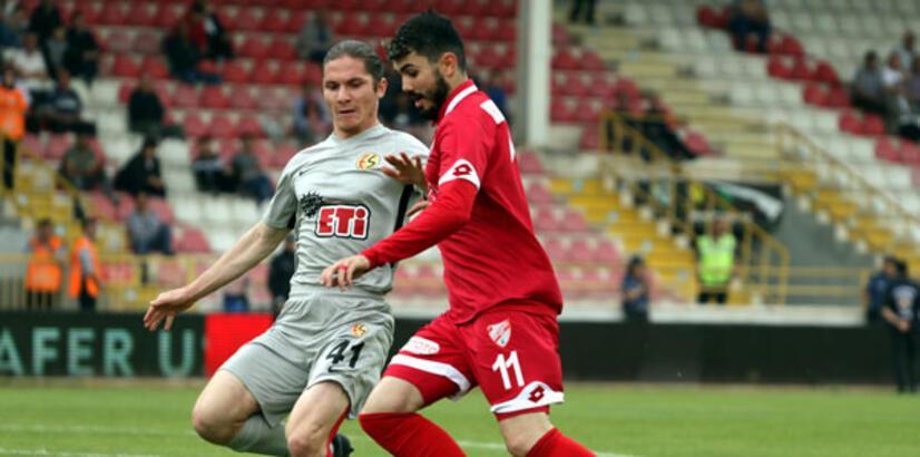 Boluspor - Eskişehirspor: 3-2