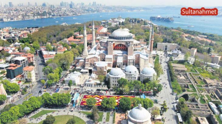 İstanbul'un gezi rotaları