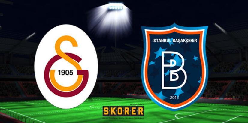 Galatasaray, Başakşehir'i yendi, 22. şampiyonluğunu ilan etti!