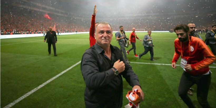 "Fatih Terim'in ""rekorlar"" sezonu"