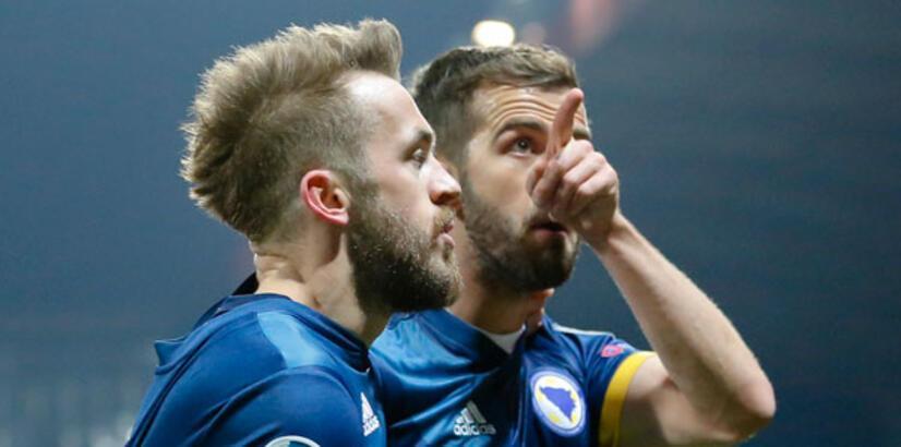 Süper Lig'den Bosna Hersek'e 4 isme milli davet