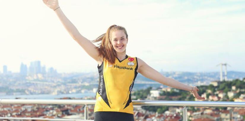 Isabelle Haak: VakıfBank'ta oynamak hayalimdi