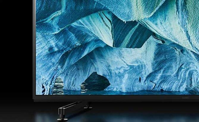 Sony ilk 8K TV'lerini satışa sunuyor!