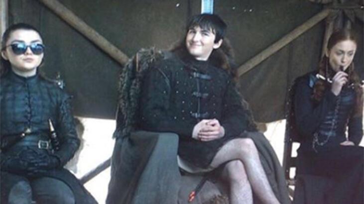 'Game of Thrones' paylaşımı olay oldu!