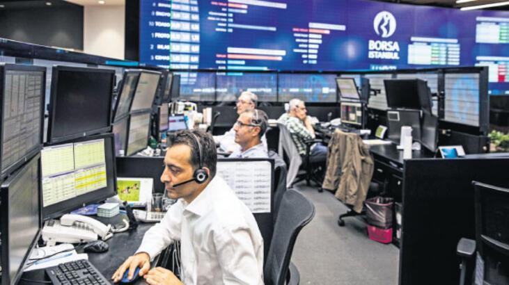Borsada teknolojiye kar yağdı