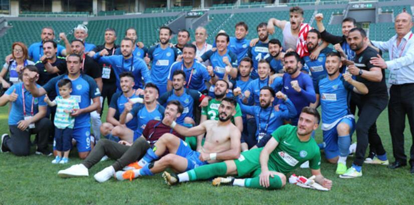 Ergene Velimeşespor -  Nevşehir Belediyespor: 1-0