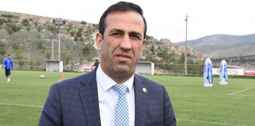 """Adil Gevrek: """"Bursaspor maçını kazanıp Avrupa'ya gideceğiz"""""""